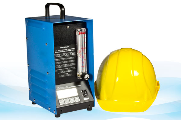Asbestos Air Monitoring Pumps : Personal sampling pump absolute instrument systems pte